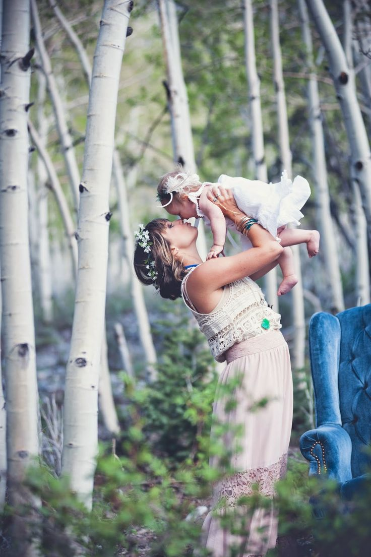 Bohemian Styled Maternity Photo Ideas I Heart Pregnancy