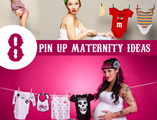 8 Maternity Pin Up Ideas