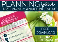 plan-pregnancy-announcement