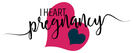 i heart pregnancy logo